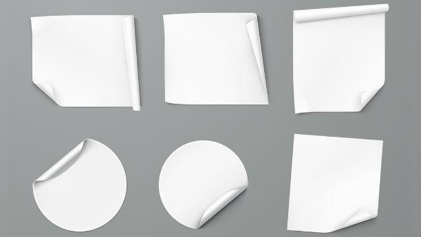 Diferencias entre etiquetas de productos y calcomanías