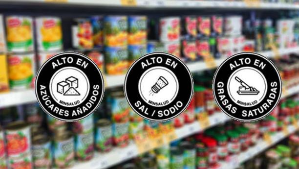 Nuevas etiquetas nutricionales