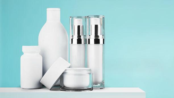 Etiquetas adhesivas personalizadas para cosméticos
