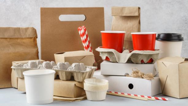 Empaquetado con materiales sostenibles